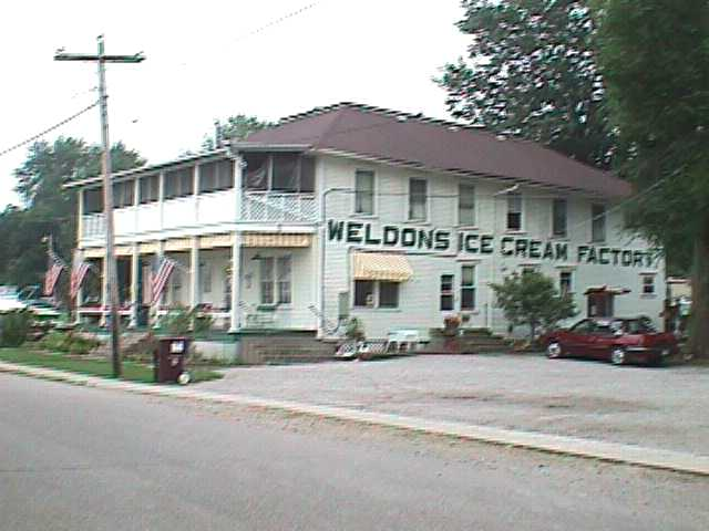 Weldon S Ice Cream Factory Come On In